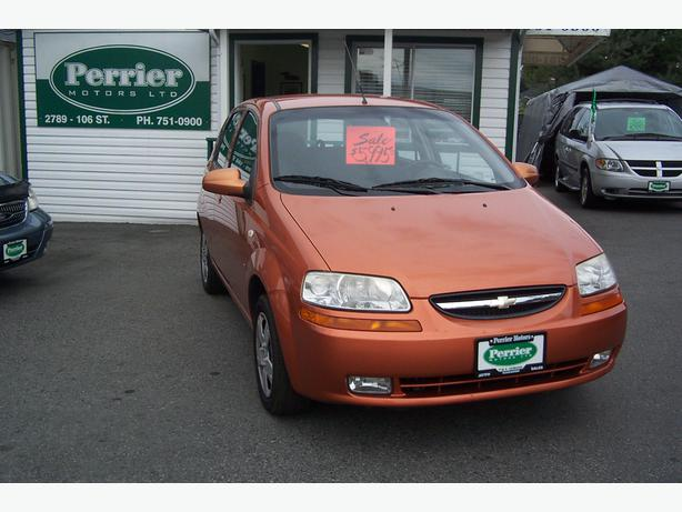 2007 chevrolet aveo 5 hatbk central nanaimo parksville. Black Bedroom Furniture Sets. Home Design Ideas
