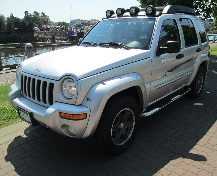 2003 Jeep Liberty Renegade 4x4 On Sale Local Vehicle