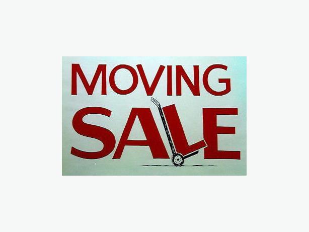 Moving Sale Sunday Aug 16 1pm 3pm Saanich Victoria Mobile