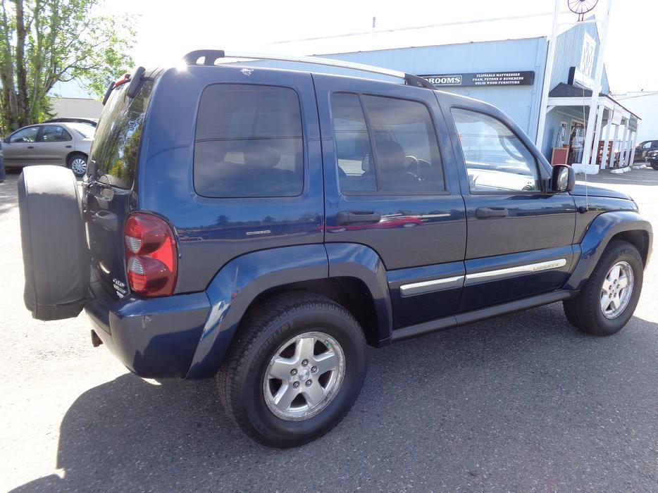 2006 jeep liberty limited 4x4 turbo diesel central nanaimo