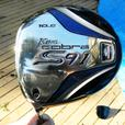 NEW LEFT HAND DRIVERS AND FAIRWAY WOODS NEW
