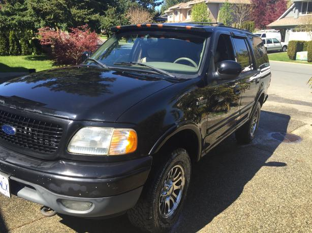 2002 ford eddie bauer expedition parksville nanaimo. Black Bedroom Furniture Sets. Home Design Ideas