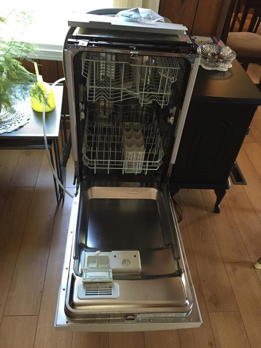 18 inch kenmore apartment size built in dishwasher west shore