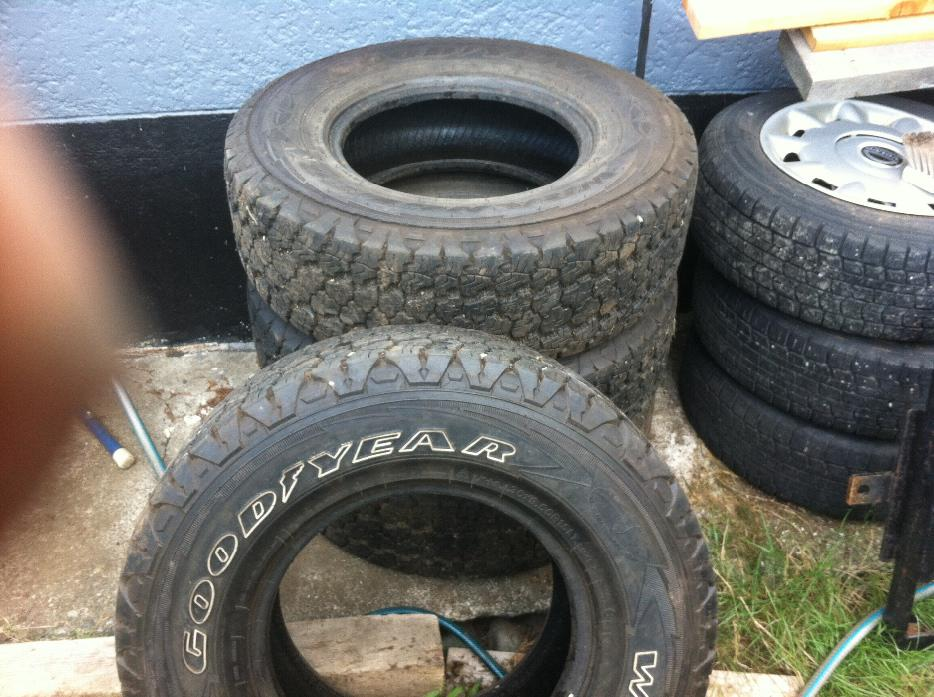 Tires Salt Spring Island