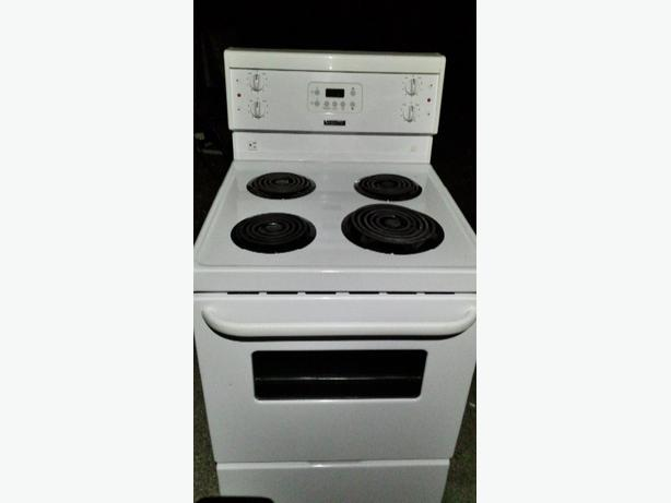 frigidaire apartment size stove outside nanaimo nanaimo