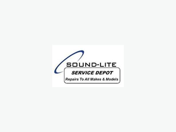 Sound-lite Service Depot (204) 233-1739