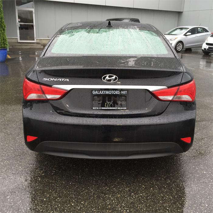 Hyundai Sonata Gls 2014: 2014 Hyundai Sonata Bluetooth, Heated Seats, ECO Mode