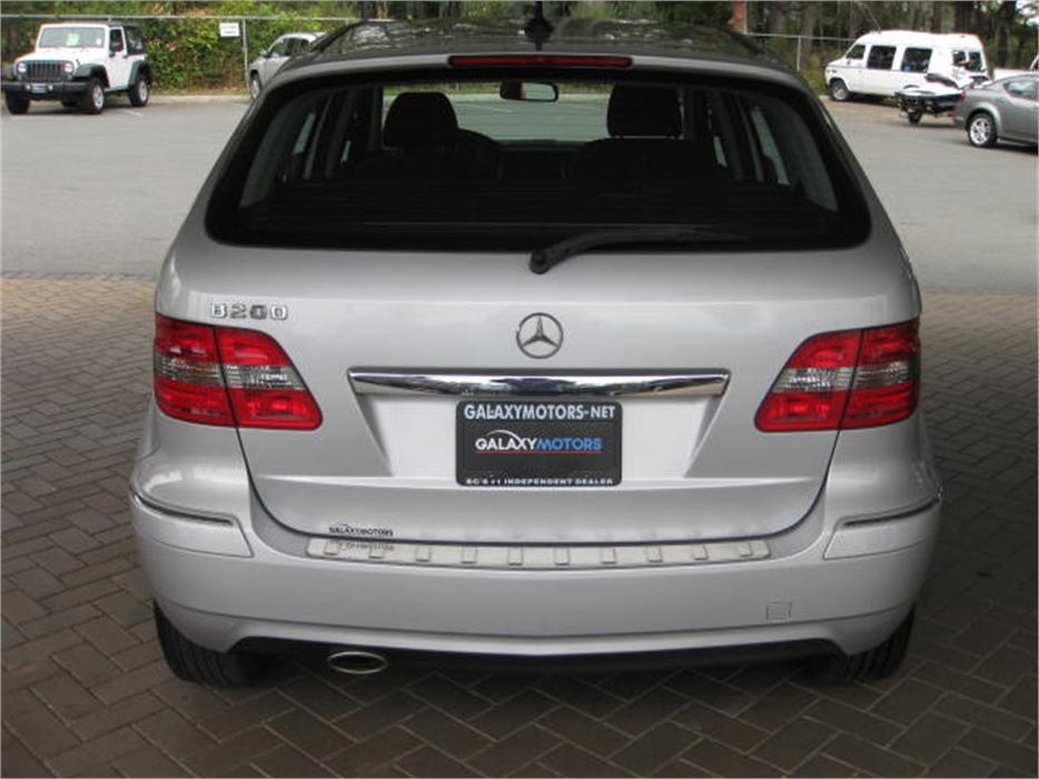 2011 mercedes benz b200 b200 north nanaimo nanaimo for Mercedes benz nanaimo