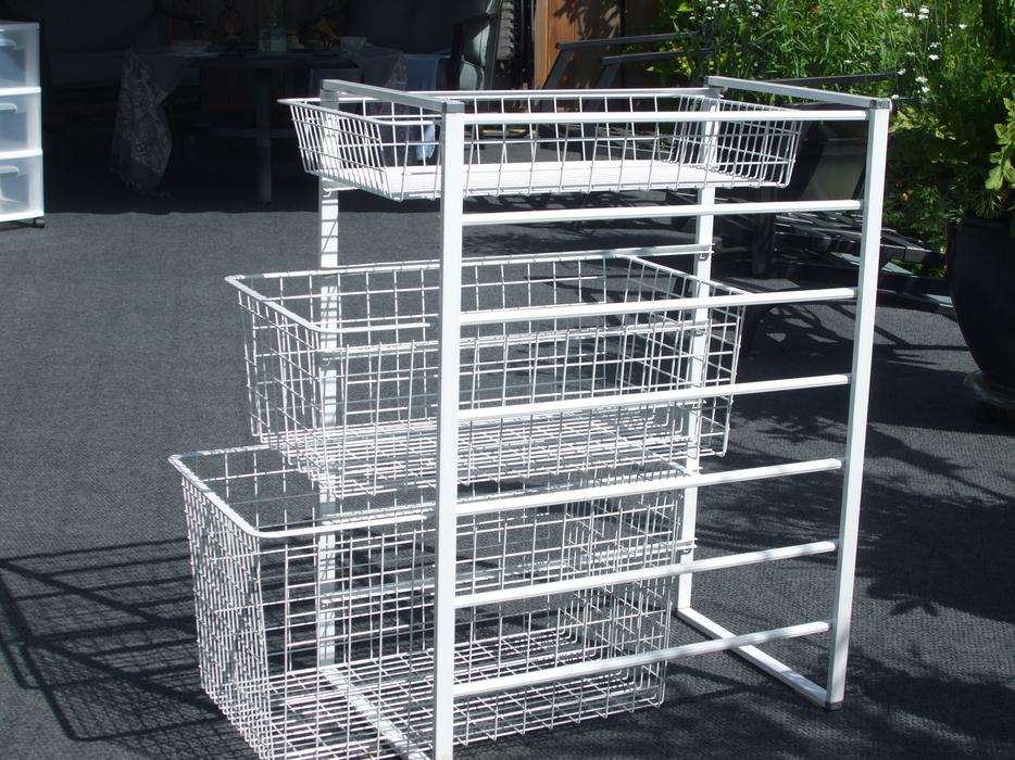 Image Result For Ikea Wire Basket Storage System