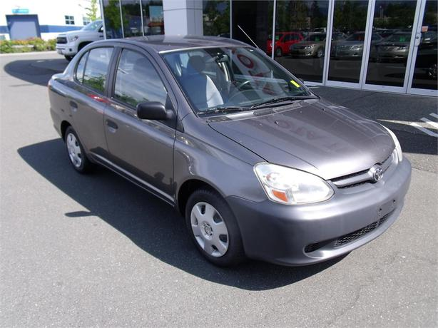 toyota echo 2004 service manual