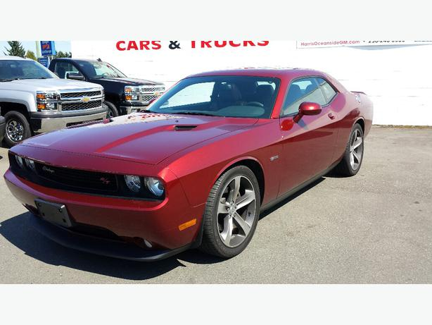 used 2014 dodge challenger rt 100th anniversary for sale parksville nanaimo mobile. Black Bedroom Furniture Sets. Home Design Ideas