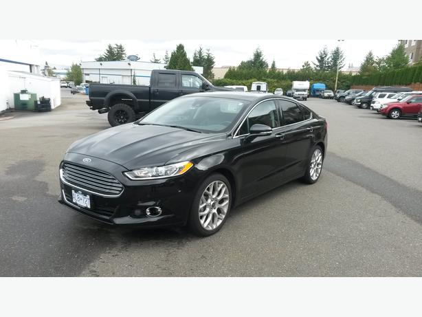 2014 black ford fusion titanium awd 2 0l ecoboost fully loaded surrey incl white rock vancouver. Black Bedroom Furniture Sets. Home Design Ideas
