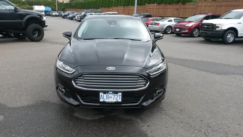 2014 ford fusion fully loaded. Black Bedroom Furniture Sets. Home Design Ideas