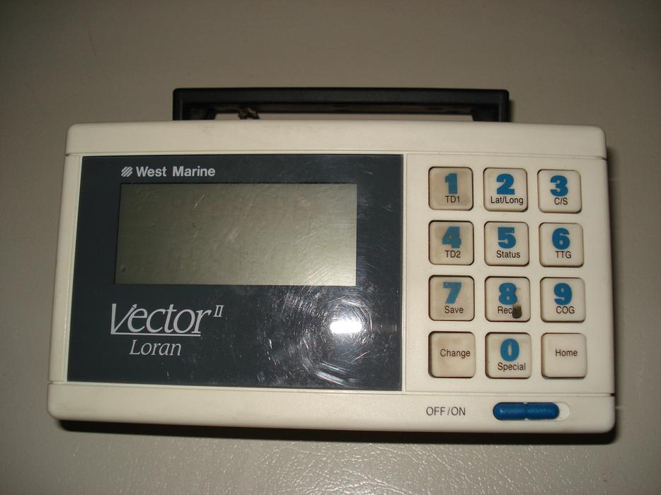 Fish finder vector ll loran west marine needs cable for West marine fish finders