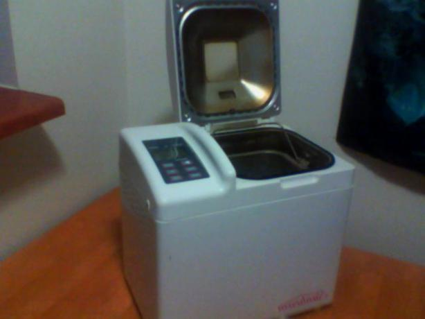 sunbeam bread maker machine