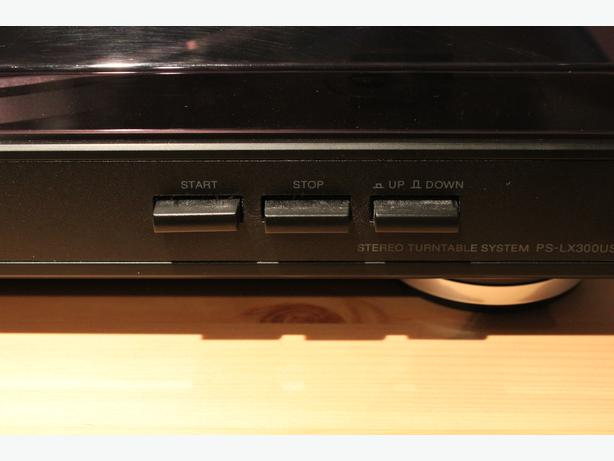 sony ps lx300usb turntable manual
