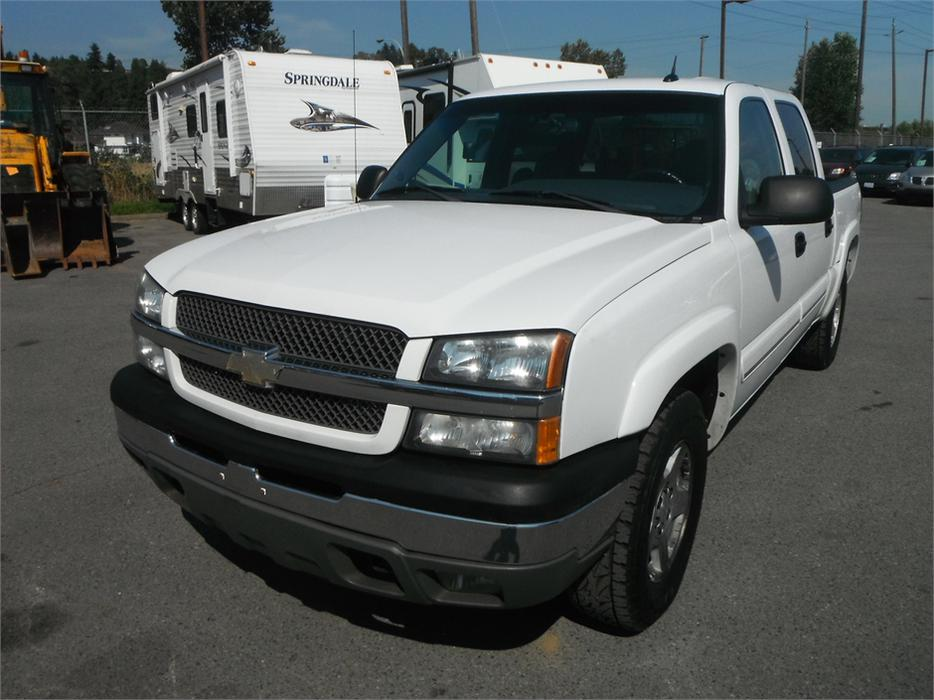 2004 chevrolet silverado 1500 lt crew cab short box 4wd outside nanaimo nanaimo mobile. Black Bedroom Furniture Sets. Home Design Ideas