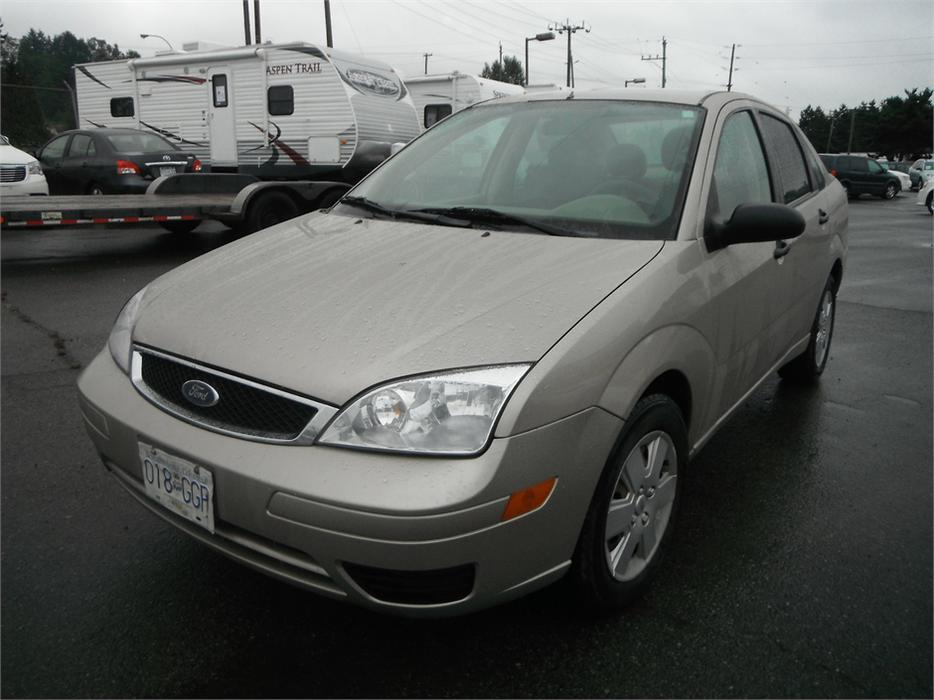 2007 ford focus zx4 se outside nanaimo nanaimo mobile. Black Bedroom Furniture Sets. Home Design Ideas