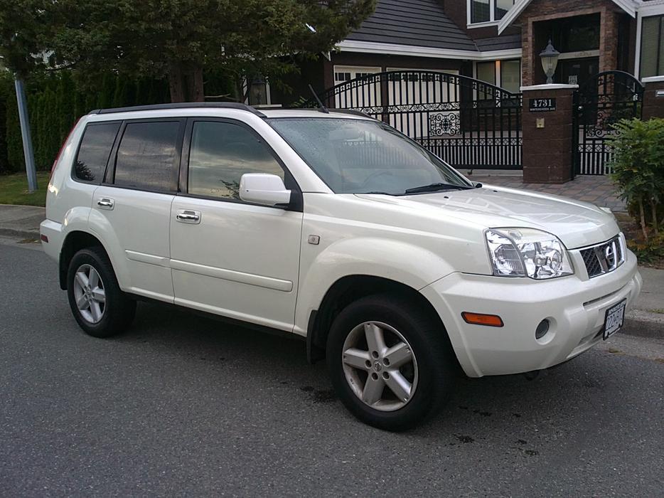 2005 Nissan X Trail Se 4wd Richmond Vancouver