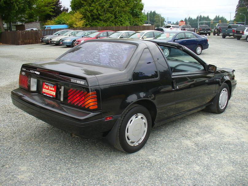 1988 Nissan Pulsar Malahat Including Shawnigan Lake