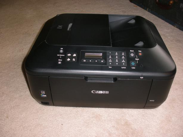 how to connect to a printer through another computer