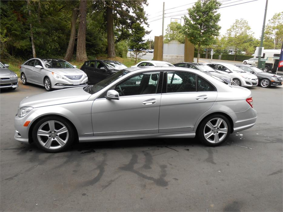 2011 mercedes benz c300 4matic central nanaimo parksville for Mercedes benz bay ridge