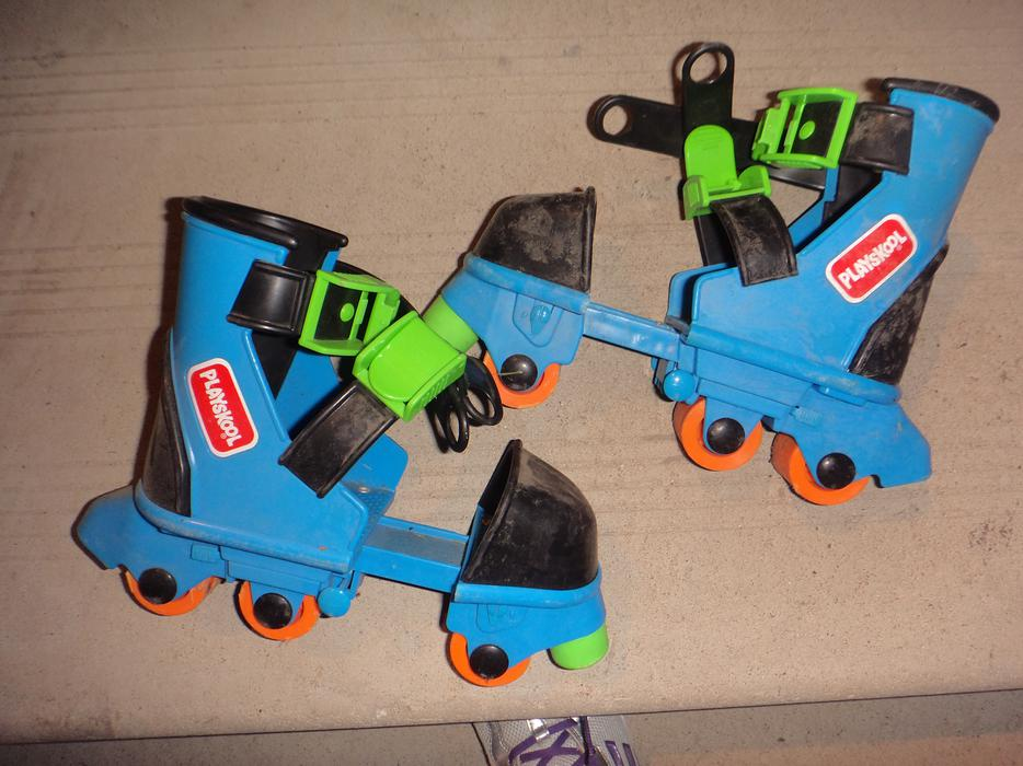 Rollerblades And Toys : Playskool adjustable toy roller skates east regina