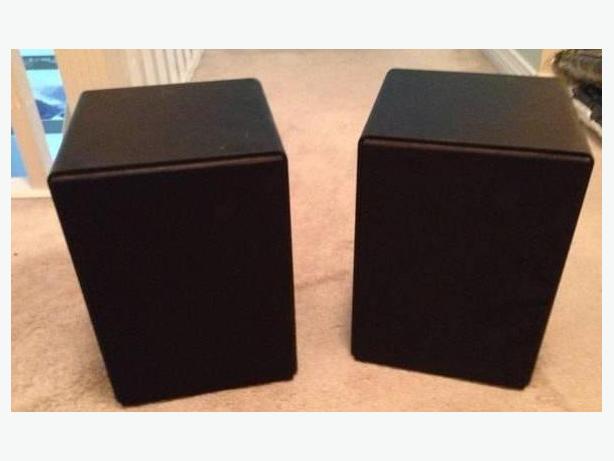 Pair of RFT K14-KB Two-Way Speakers