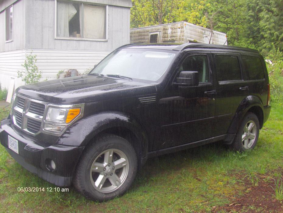 2007 dodge nitro cedar nanaimo mobile. Black Bedroom Furniture Sets. Home Design Ideas