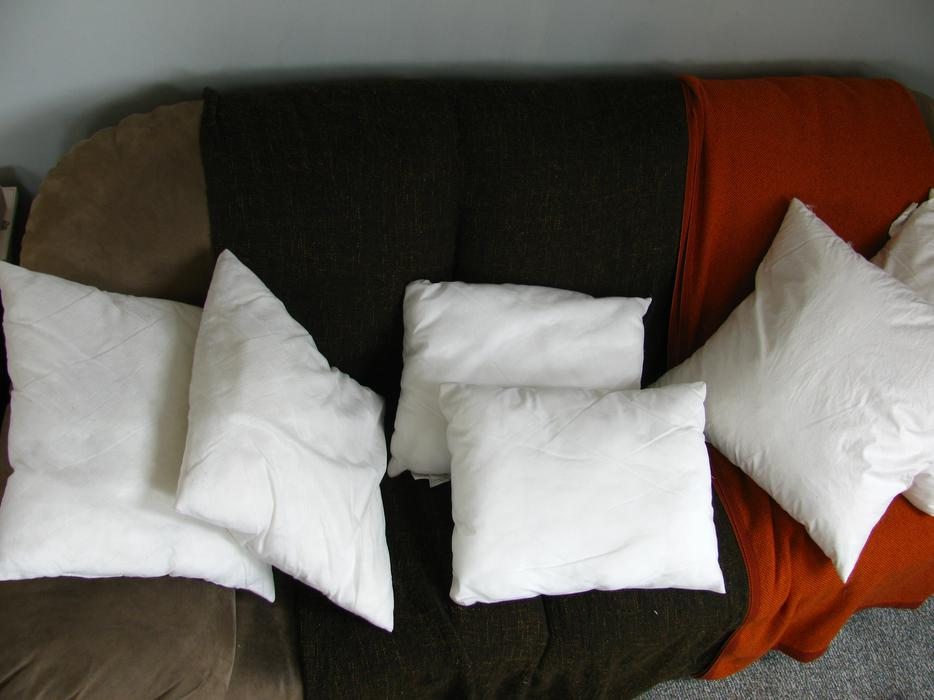 Decorative Pillows Victoria Bc : Assorted pillows Victoria City, Victoria - MOBILE