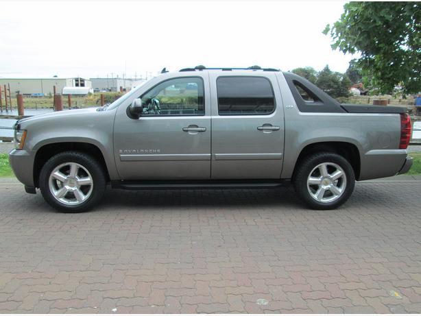 Chevrolet Avalanche For Sale Ottawa: 2007 Chevrolet Avalanche LTZ 4x4