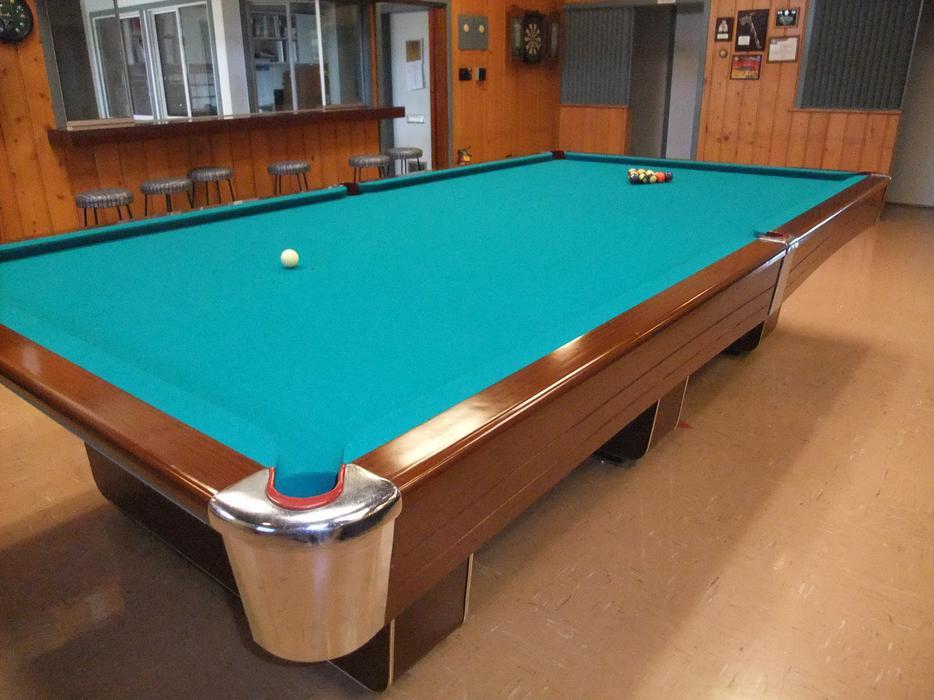 Free 6 39 x 12 39 slate pool table outside nanaimo nanaimo for Pool table 6 x 3