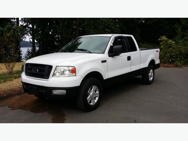 2005 ford f150 stx 4x4 auto 4 6 170kms north nanaimo nanaimo. Black Bedroom Furniture Sets. Home Design Ideas