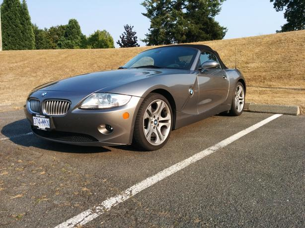 2005 Bmw Z4 3 0l Malahat Including Shawnigan Lake Amp Mill