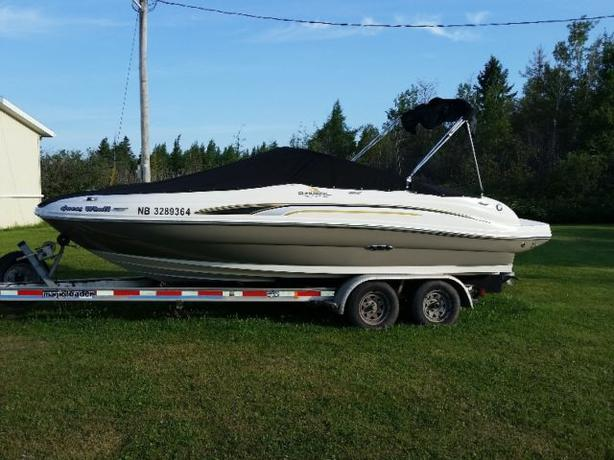 2007 Searay Sundeck 200 - Excellent Condition - Financing Available