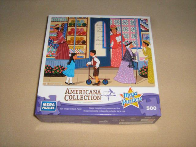 MISCELLANEOUS JIGSAW PUZZLES