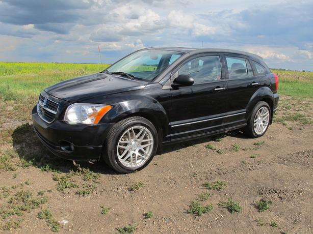 2007 dodge caliber r t awd black east regina regina. Black Bedroom Furniture Sets. Home Design Ideas