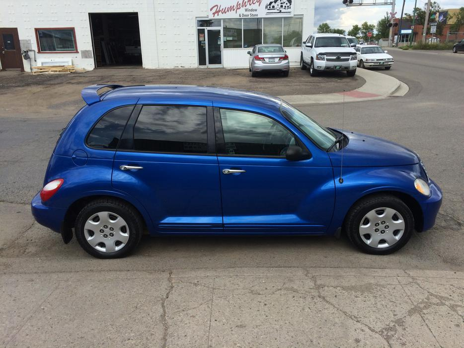 2006 Chrysler Pt Cruiser Auto With Only 142 000 Km S