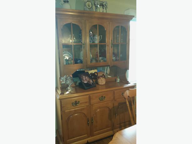 Solid Maple Dining Room Set Stittsville Ottawa