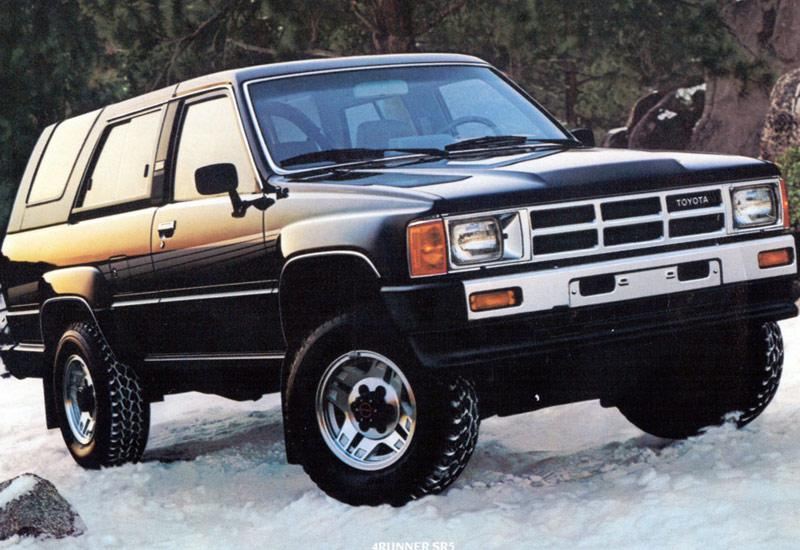 first generation toyota 4x4 4runner roof 1984 1990. Black Bedroom Furniture Sets. Home Design Ideas