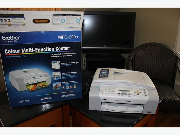 colour inkjet printer copier scan fax and lazer printer victoria city victoria. Black Bedroom Furniture Sets. Home Design Ideas