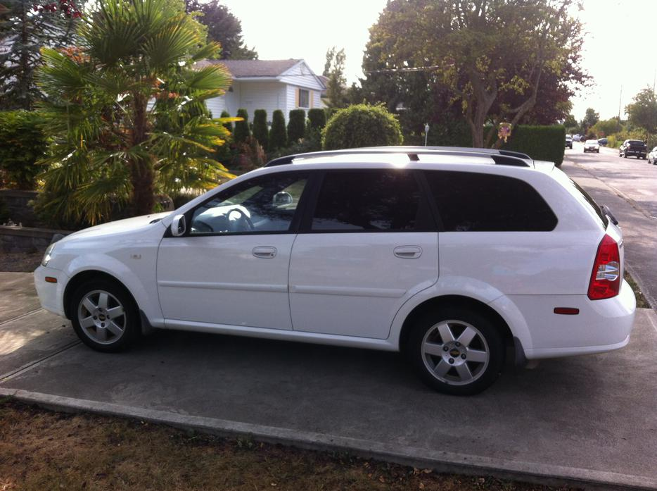 2005 Chevy Optra Ls Wagon For Sale At A Great Price Oak
