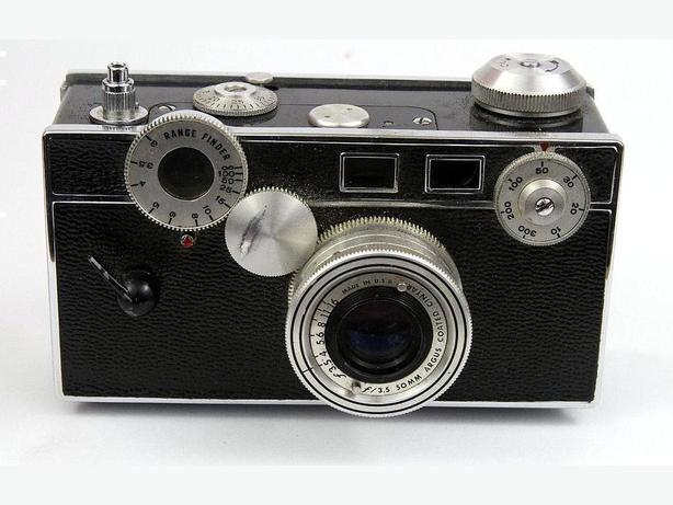 Argus C3 Rangefinder Camera