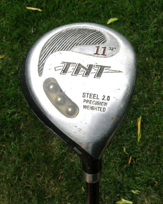 Tnt Steel 2 0 Right Hand 11 Wood Golf Club 32 Degrees Vgc East Kildonan Winnipeg