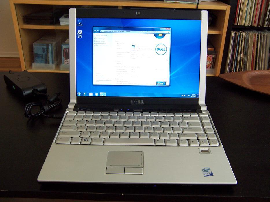 Dell Xps M1330 13 Quot 2 Ghz Core2duo Windows 7 4 Gb Ram