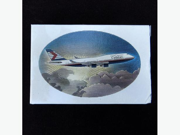 Canadian Airlines Playing Cards