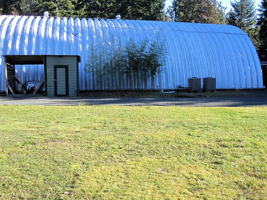 Indoor Storage Space For Rent Malahat Including Shawnigan