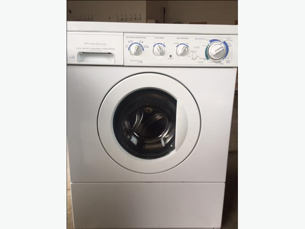 frigidaire gallery front load washer dryer combo energy rated