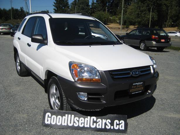 2006 kia sportage lx 2wd only 99 741 km drives. Black Bedroom Furniture Sets. Home Design Ideas
