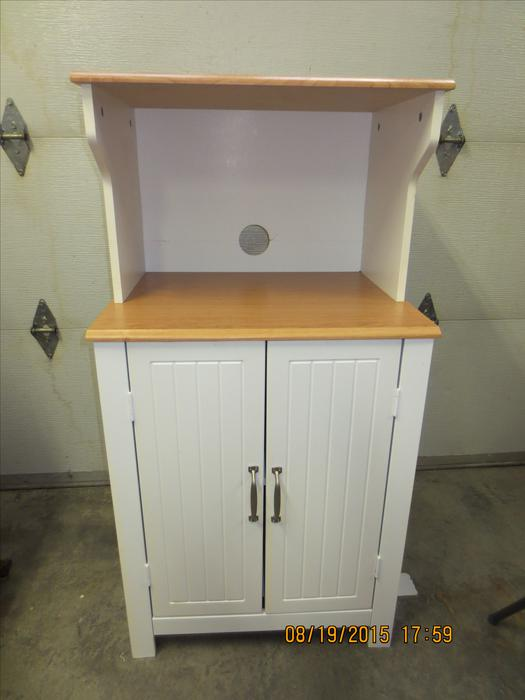 Microwave Stand Saanich Victoria Mobile